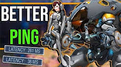 How To Get Lower Ping In Overwatch & Gaming