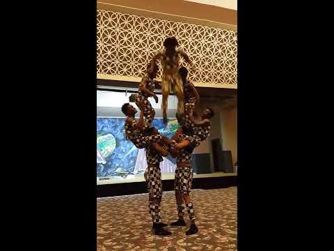 Talent african la Sea planet resort  & spa