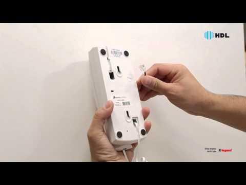 HDL | Centrais Flex 72, 152 e 312P - Instalação e Programação