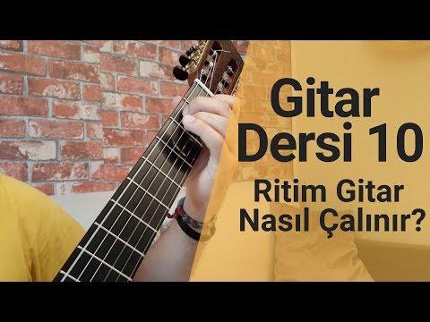 Gitar Temel Akorlar | Ritim Nasıl Atılır - Gitar Dersi 10
