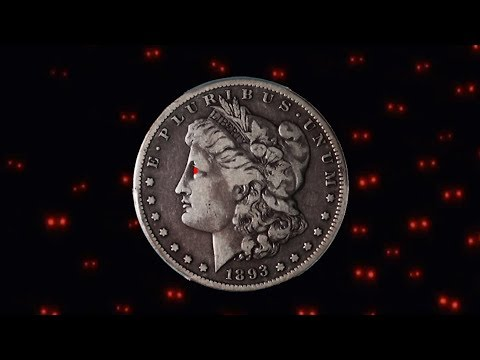 Scary Story: The Ghost of the Morgan SIlver Dollar