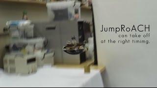 JumpRoACH : Jumping-Crawling Robot (ICRA 2016)