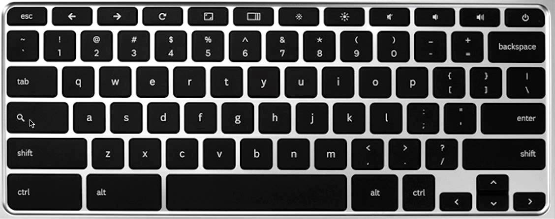 4ef5cb44b04 Chromebook Keyboard - YouTube