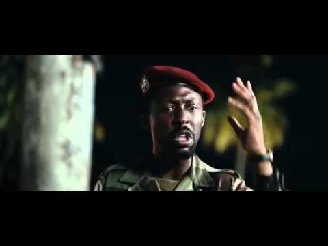 vidéo président bobo crocodile du botswanga