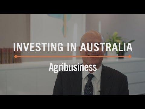 Investing In Australia - Agribusiness