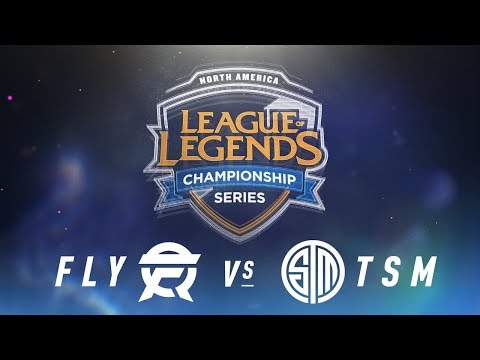 FLY vs. TSM - Week 1 Day 2 | NA LCS Spring Split | FlyQuest vs. TSM (2018)