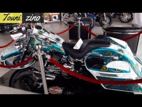 Harley Davidson showroom DOHA Qatar 2017