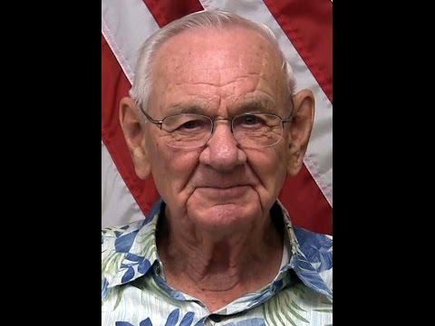 Newt Zanes WW2 Marine Veteran Interview