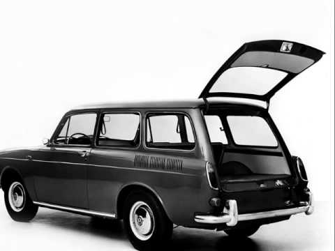 Volkswagen 1500 Variant Typ 3 1961 65 Youtube