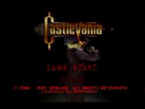 Castlevania 64 Intro