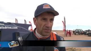 AFRICA ECO RACE 2017 - Etape 4