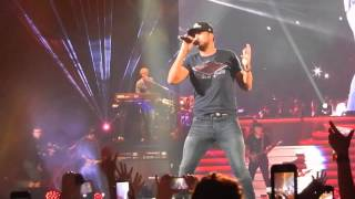 Luke Bryan - MOVE - Charleston, WV (4/7/16)
