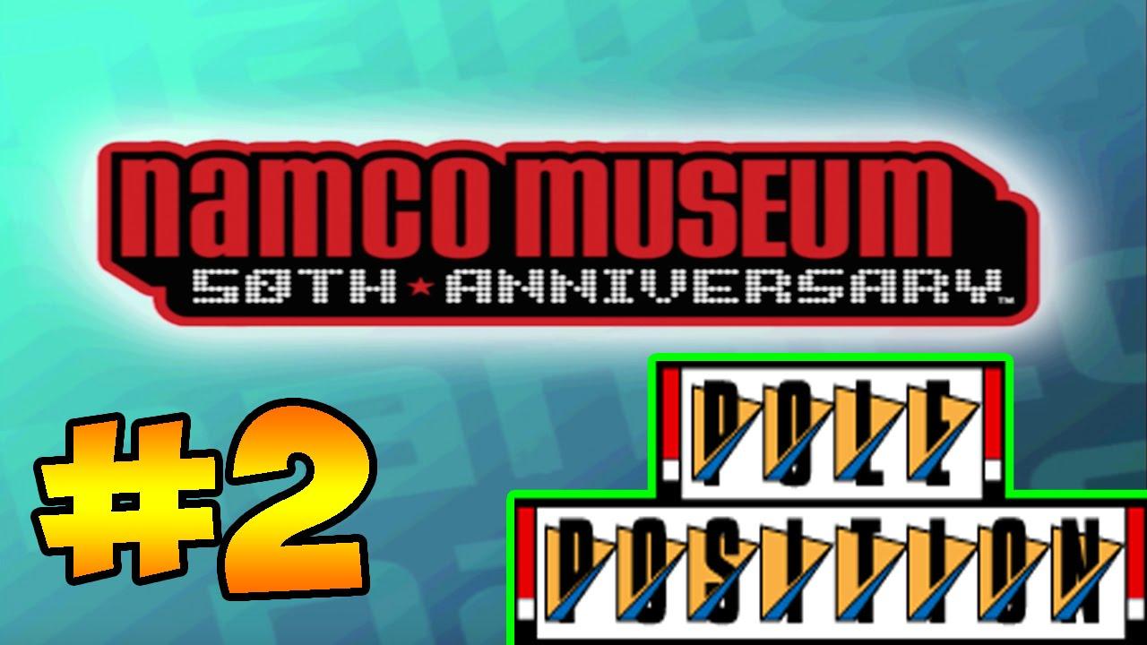 Namco Museum 50th Anniversary Challenge - #2 - \