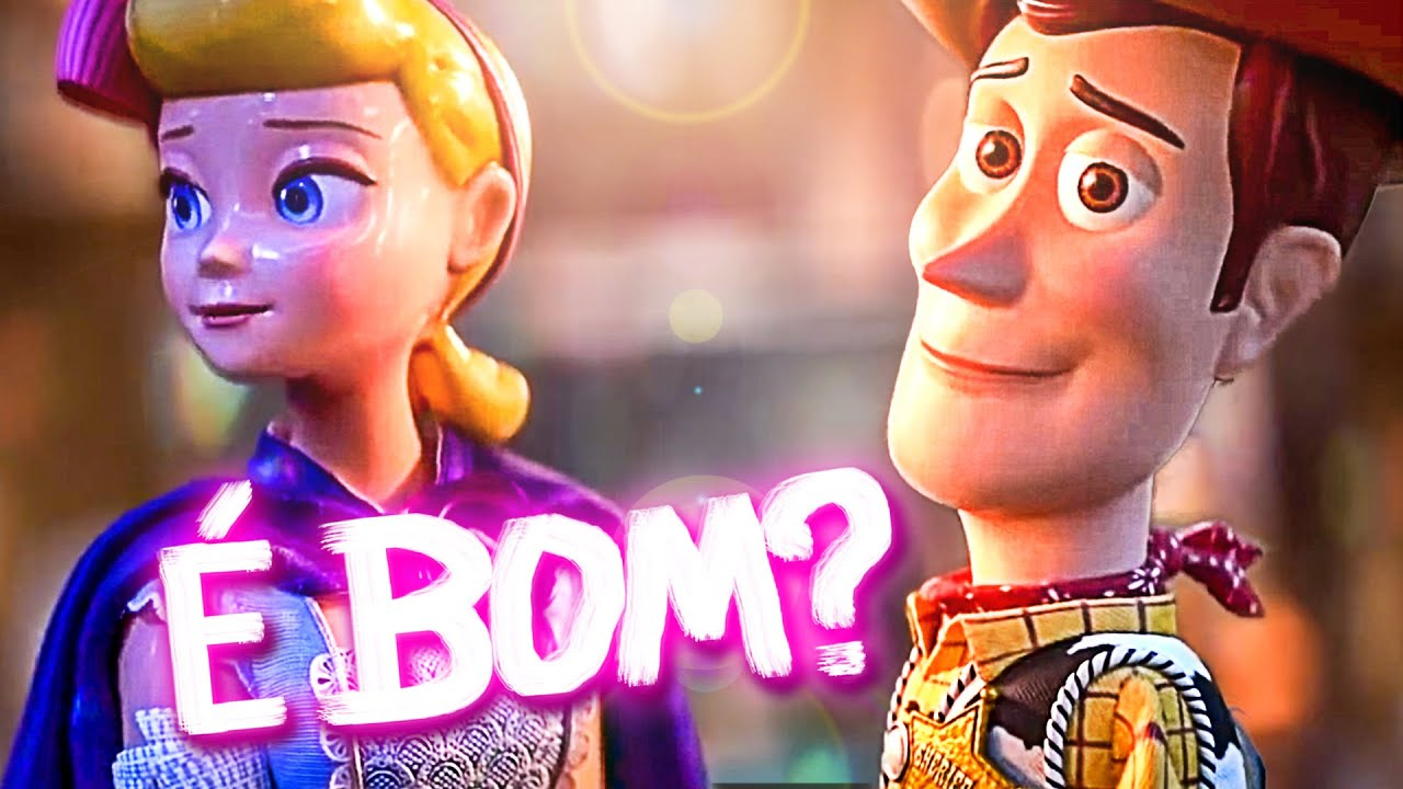 5 coisas EMPOLGANTES de Toy Story 4 – Crítica SEM spoiler