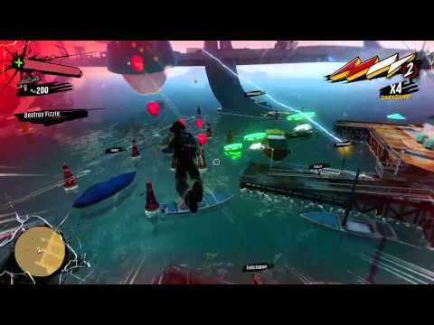 Sunset Overdrive - Fizzie Attacks Co-Op (Xbox One)
