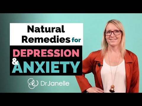 Natural remedies for depression and anxiety: 4 mistakes you're probably making & what to do instead