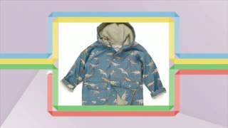 Kids Raincoats Spring 2013 Video