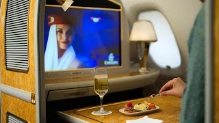 Fly Emirates Business Class and First Class Between Dubai and Brisbane