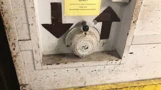 Рідкісна ручної Отіс мікро-привід вантажного ліфта 2 - XFactory момент вітерець Н, Пітсбург, Пенсільванія
