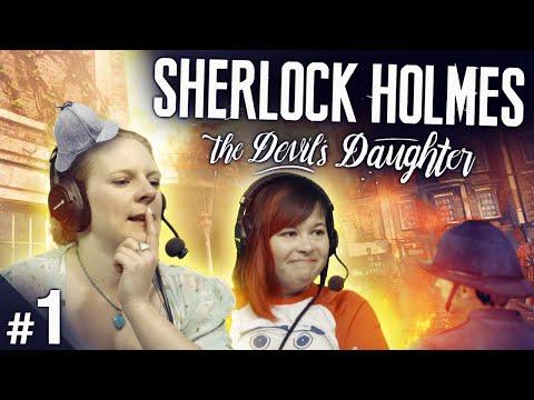 Sherlock Holmes: The Devil's Daughter #1 - Old Tabard