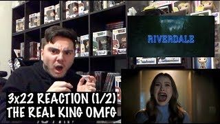 RIVERDALE - 3x22 'SURVIVE THE NIGHT' REACTION (1/2)