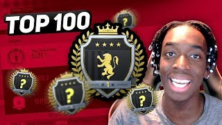 MY BEST FUT CHAMPS FINISH EVER!!! TOP 100?! (HIGHLIGHTS AND REWARDS)