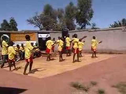 Hip-Hop at H.E.A.L.S. (Gulu, Uganda)