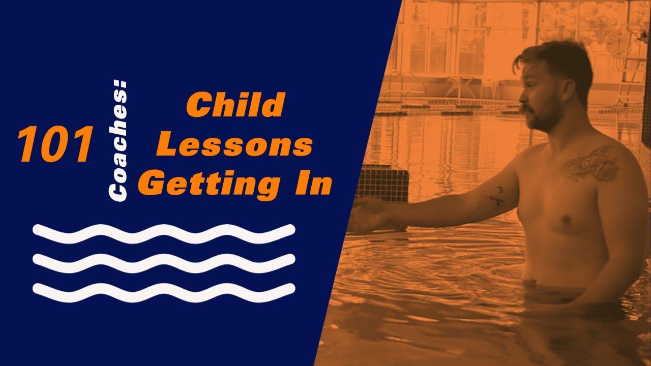 SIGMA Swim/Stroke School and Pre-Team: Getting In, Blowing Bubbles, Having Fun