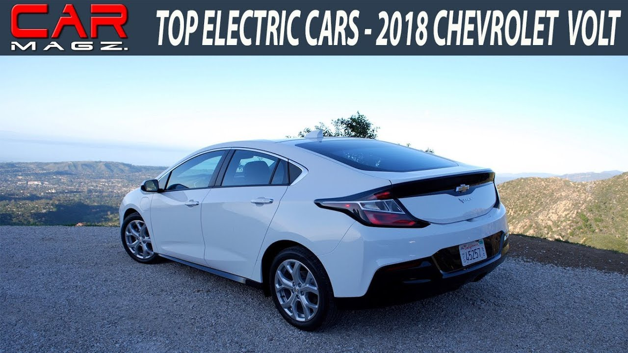 New 2019 Chevrolet Volt Review Specs and Release - YouTube