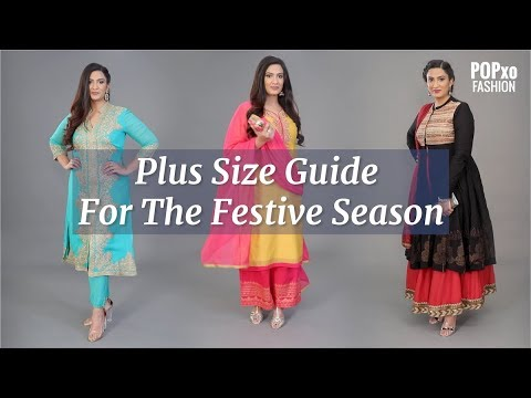 Plus Size Guide For The Festive Season - POPxo Fashion