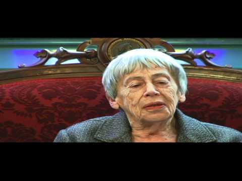 Ursula Le Guin Interview.mov