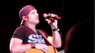 Jerrod Niemann - Good Ride Cowboy cover - San Joaquin County Fair (Stockton, CA)