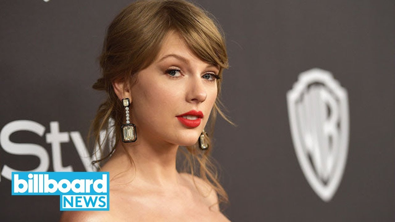T-Swift Shines at Oscar Parties, Plays With Our Emotions About Potential New Music  | Billboard News  #Trend