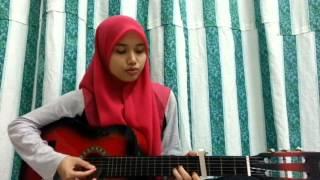 Andainya hatiku bersuara (cover) - Qaisara Syafiza