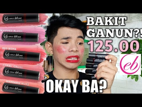 NEW 5 SHADES OF EVER BILENA LIP & CHEEK TINT ROLLER (Review and Swatches) | AJ Telebrico