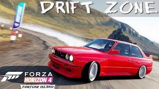 НОВЫЙ ОСТРОВ - Forza Horizon 4(САМАЯ ДЛИННАЯ ДРИФТ ЗОНА)