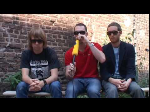 Maroon 5 Interview Germany