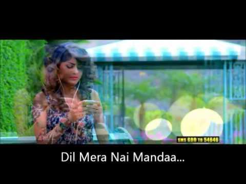 Gal Dil Di Punjabi Video Song with Lyrics edited by Rajesh Gulati 9897989404