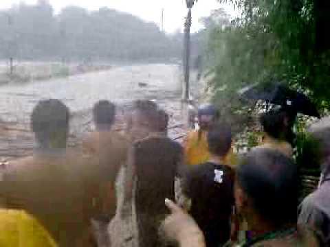 Typhoon Ondoy Eastwood Rodriguez Rizal Youtube