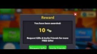 Free Cadeaux LINKES 8BP 8 Ball Pool سارعوا للحصول على هدايا مجانا في حسابك على