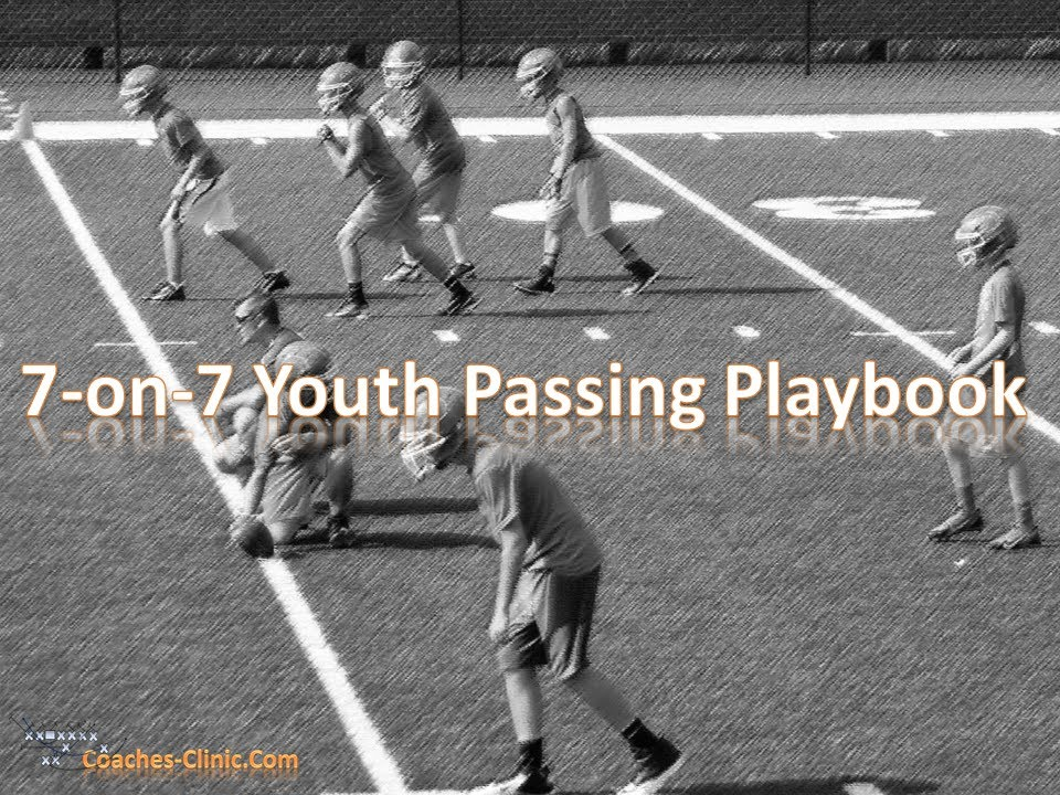 7 On 7 Youth Passing Playbook Youtube