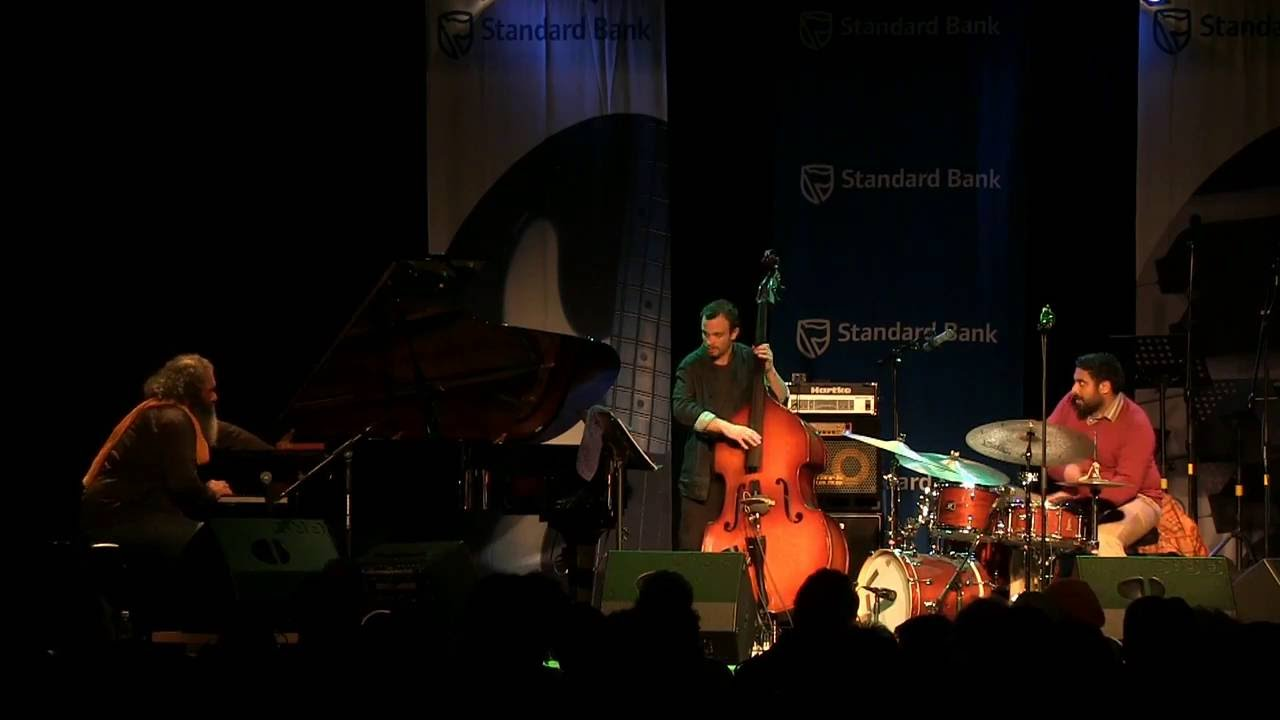 Malcolm Braff at the Standard Bank Jazz Festival 2013