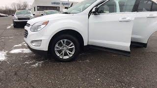 2017 Chevrolet Equinox Lake Orion, Rochester, Oxford, Auburn Hills, Clarkston, MI P11769