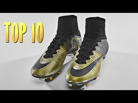 Top 10 Special Edition Football Boots (2017)