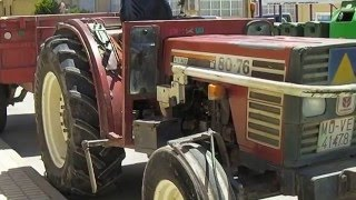 Fiat 80 76 Tractor