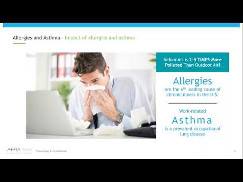 Facility Executive Webinar: Tackle Allergies and Asthma in Your Facility