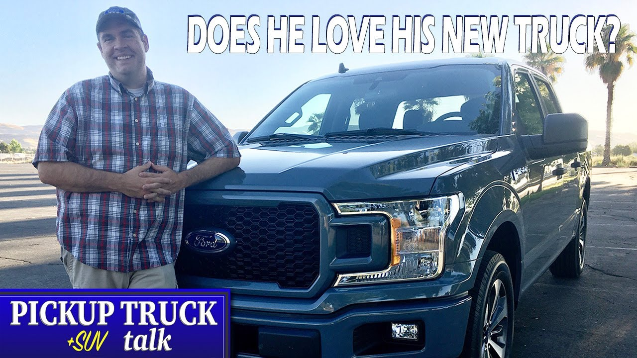 Good/Bad Review, 2020 Ford F150 XL STX From New Owner