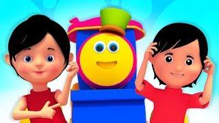 Head Shoulders Knees and Toes | Nursery Rhymes & Songs for Children