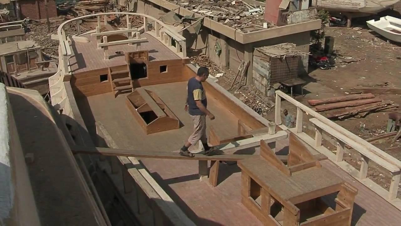 Building the replica of the historical tall-ship La Grace - PR VIDEO - YouTube