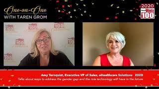 Amy Turnquist, eHealthcare Solutions – 2020 PharmaVOICE 100 Celebration